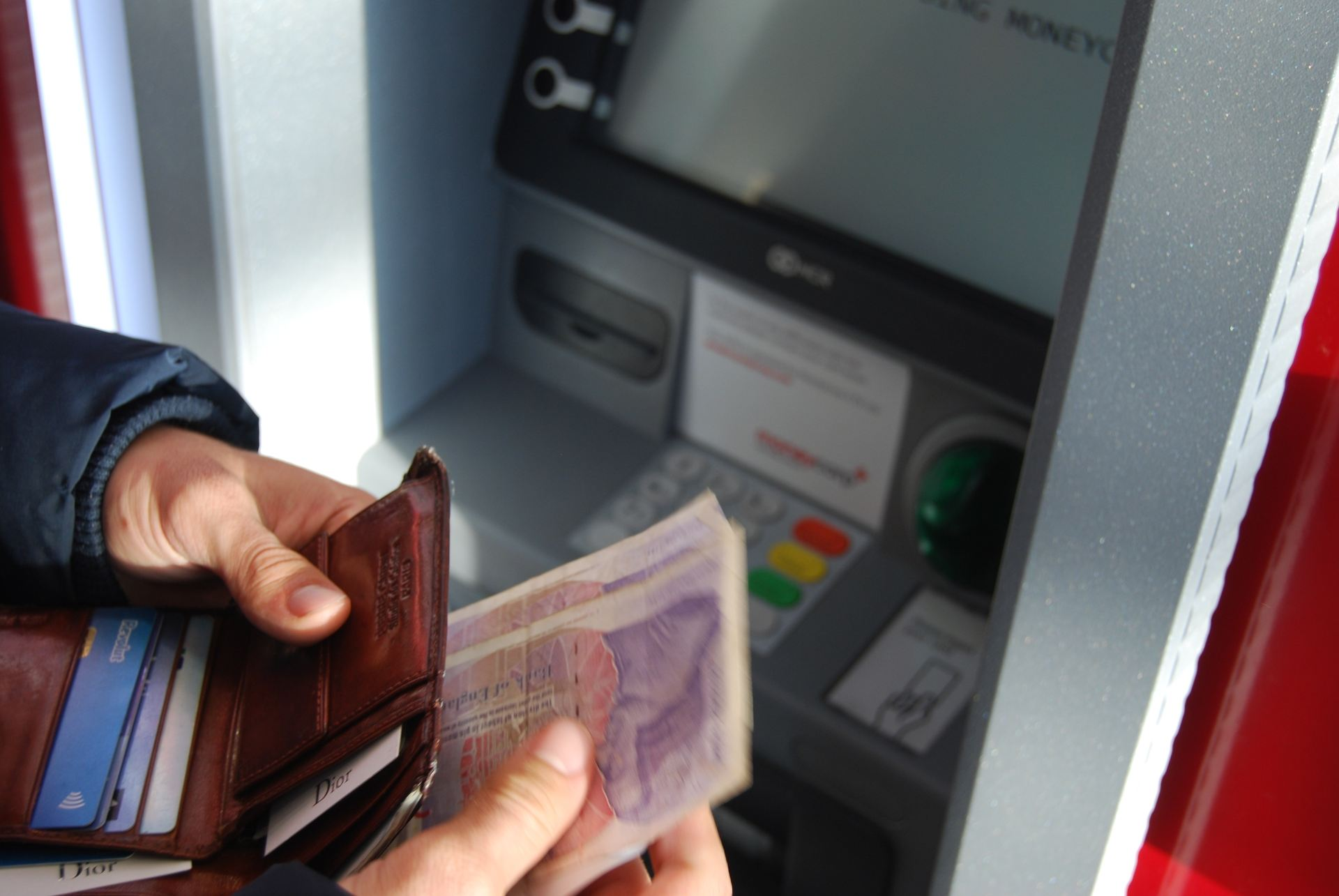 Don't let cash withdrawals on your credit card become a costly affair