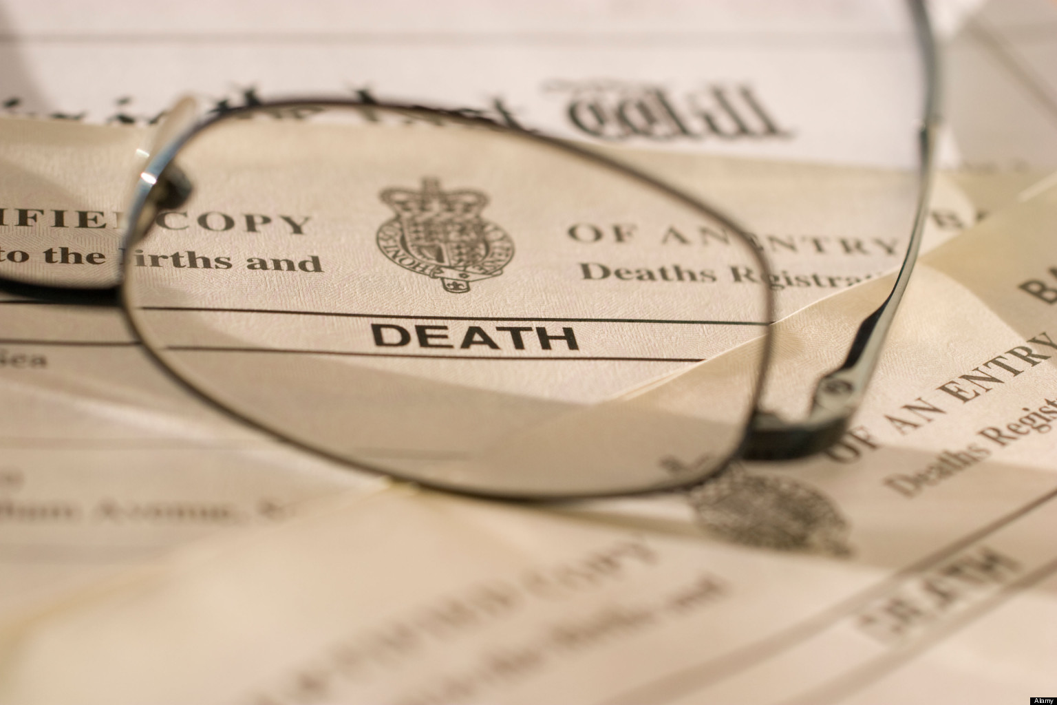Legal news il supreme court holds that death certificates are legal news il supreme court holds that death certificates are public records xflitez Choice Image