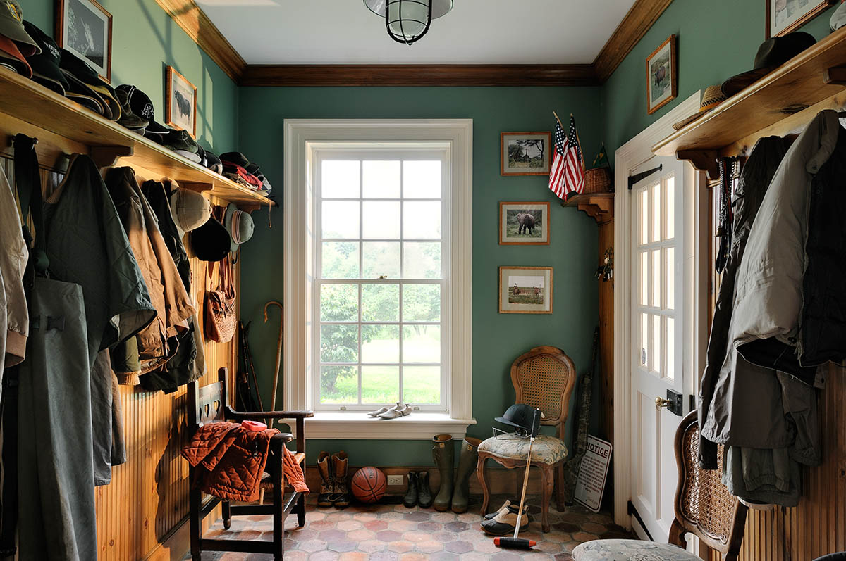 8 Mudroom Entries On The Drawing Board