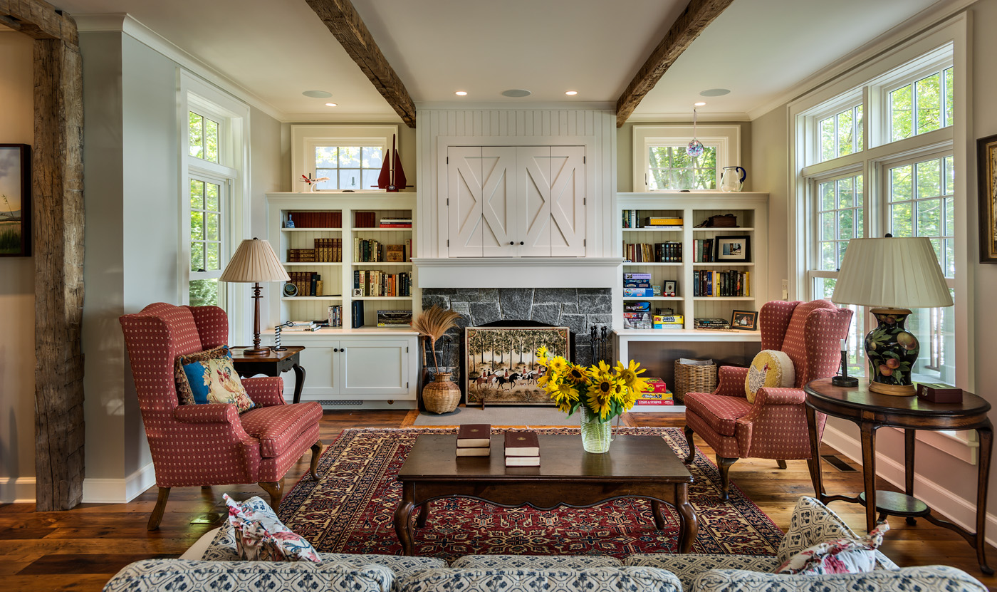 12 LivingFamily Rooms  On the Drawing Board