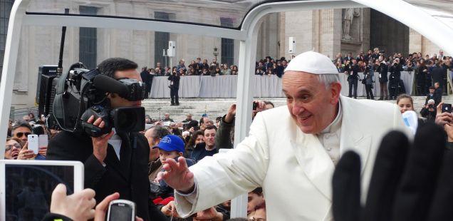 Luces y sombras en el 4º aniversario del papa Francisco