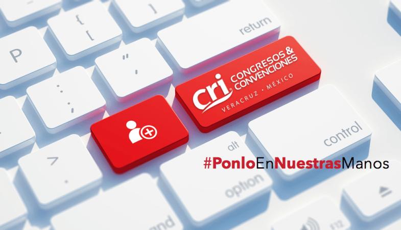 Registro en Eventos CRI Congresos Veracruz