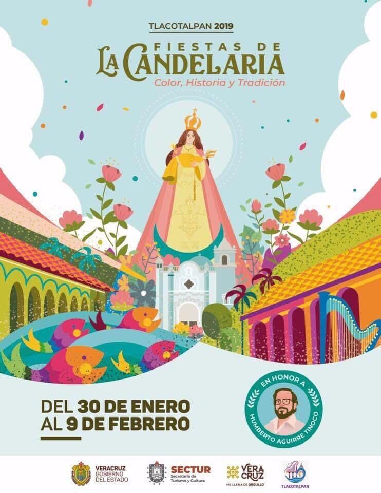 Fiestas de la Candelaria en Tlacotalpan, Veracruz