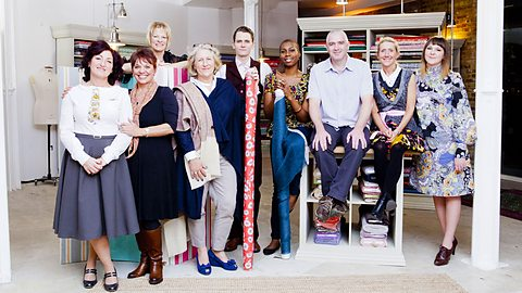 The Great British Sewing Bee season 3