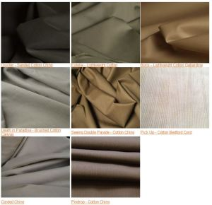 Croft Mill Military Chic Dress Fabrics
