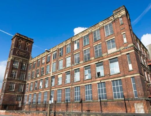 Tower Mill Cotton Spinning English Fine Cotton Company