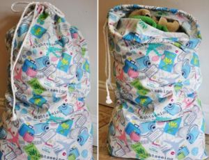 sewing-for-christmas-laundry-bag