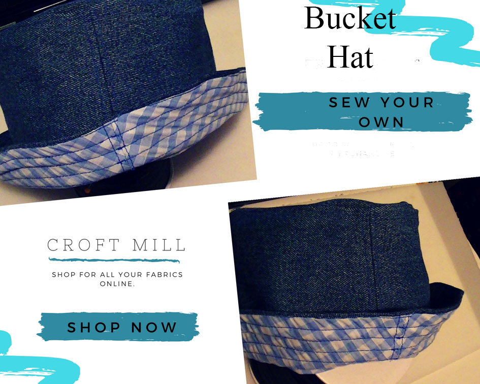 croft mill bucket hat