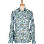 Cordings ladies liberty cotton shirt