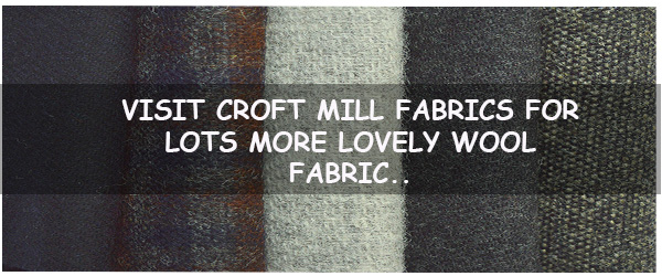 croftmill.co.uk woollen fabrics