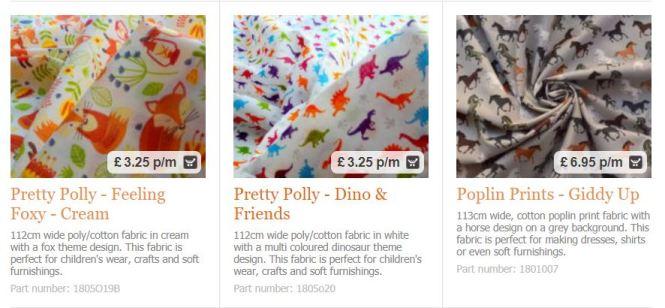 Cotton Fabrics