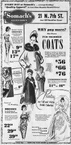 1962 Advert