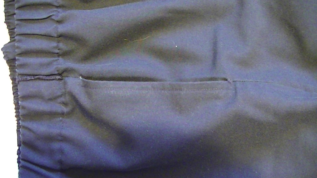 Side Seam Pocket