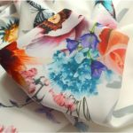 Polyester Scuba fabric