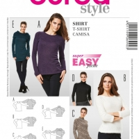 Croft Mill Jersey Pattern Inspiration sew your own