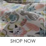 Cotton Poplin - Cats