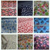 Pretty Polly, poly/cotton fabrics from Croft Mill Fabrics