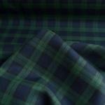 Four Weddings - Large Check - 65-35 Poly Viscose Check Tartan Fabric