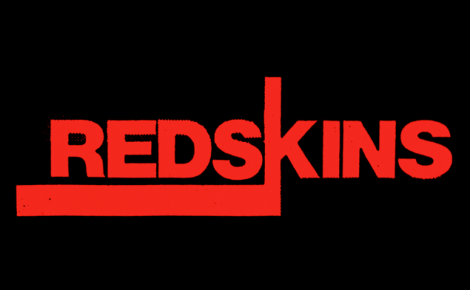Il più noto gruppo redskin: i Redskins