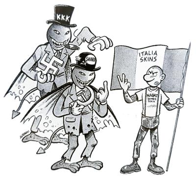 Klasse Kriminale: la vignetta di Alteau