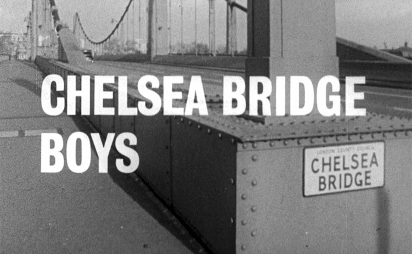 """Chelsea Bridge Boys"": rocker e classe operaia in un documentario del 1965"