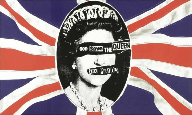 Arte punk: Jamie Reed e i Sex Pistols
