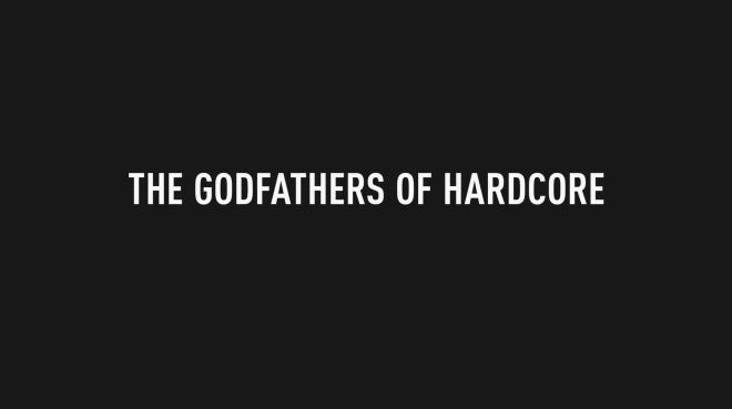 """The Godfathers of Hardcore"", Ian McFarland, 2017"