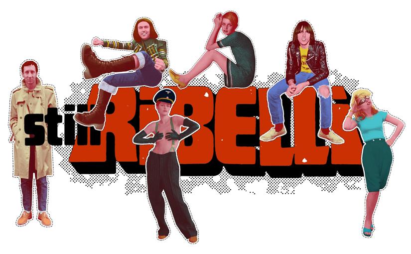 """La serie """"Stili ribelli"""": un'intervista con Lara Rongoni"""