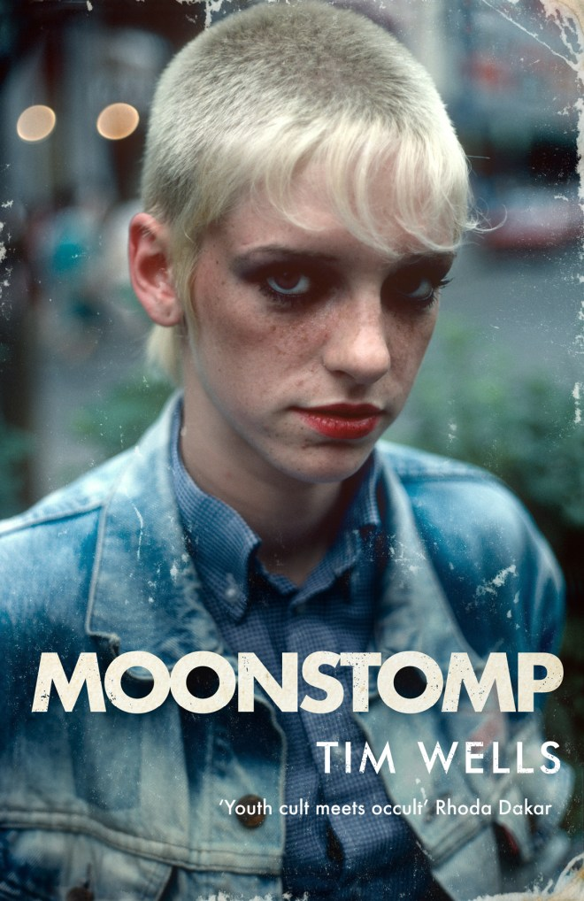 "Tim Well's horror pulp ""Moonstomp"""
