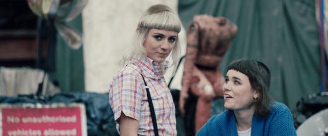 Tilbury skins: skinhead girls