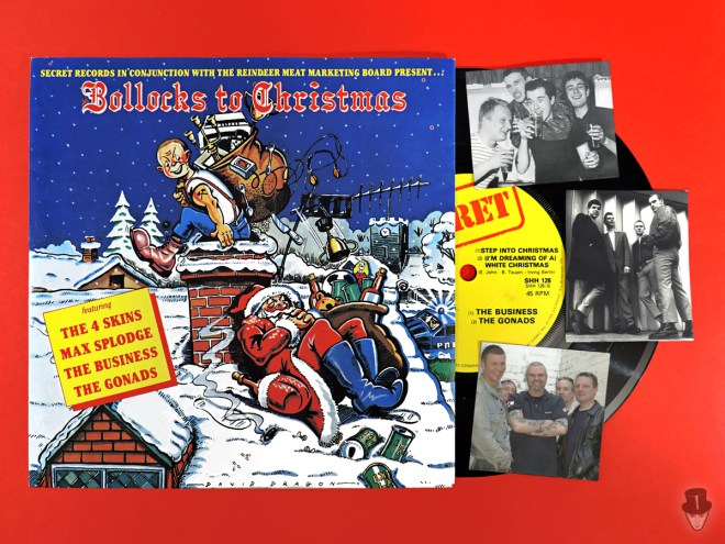 Bollocks To Christmas EP
