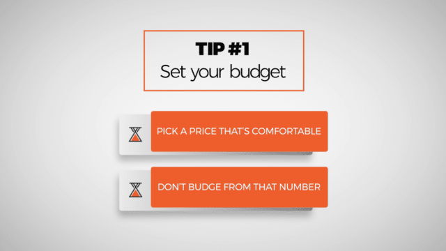 Preowned Watch Buying Tip Number 1: Set a budget