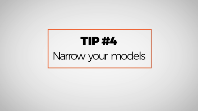 Preowned Watch Buying Tip Number 4: Narrow your models