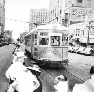 Historic Salt Lake Streetcar