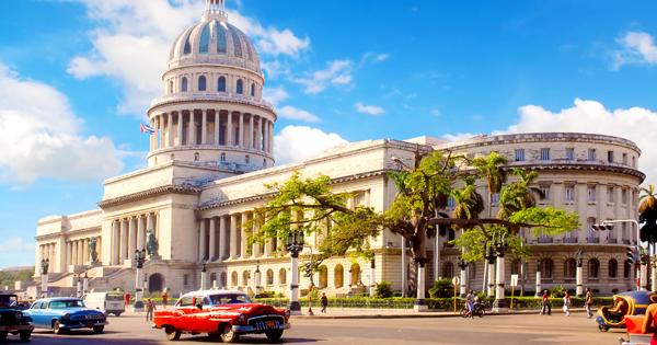 Capitolio La Habana