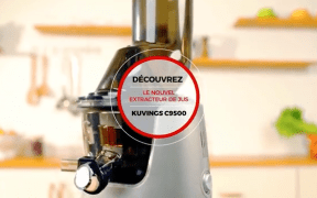 extracteur de jus kuvings C9500