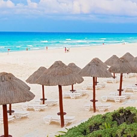 Beach On Caribbean Sea