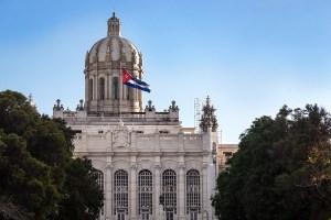 Museum of the Revolution in Havana city