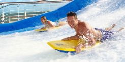 Royal Caribbean Cruises: Flowrider