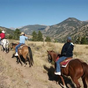 Enjoy a fun dude ranch vacation