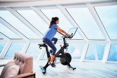 Spin cycle in Celebrity Iconic Suite