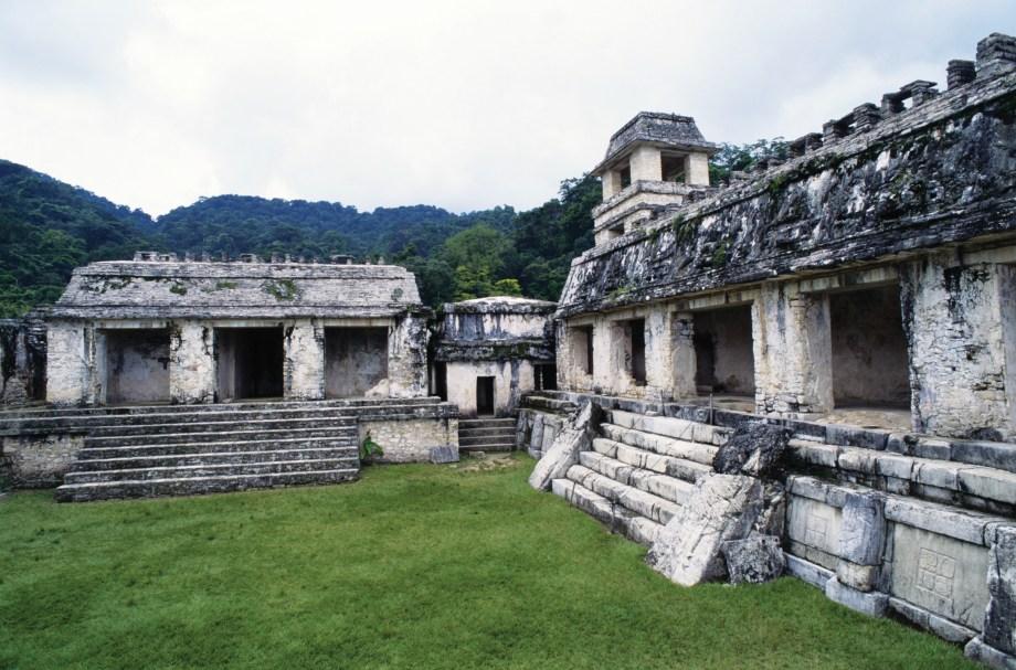 Ancient Mexican Ruins