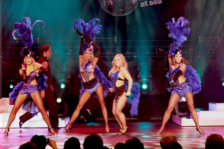 Holland America Onboard Entertainment