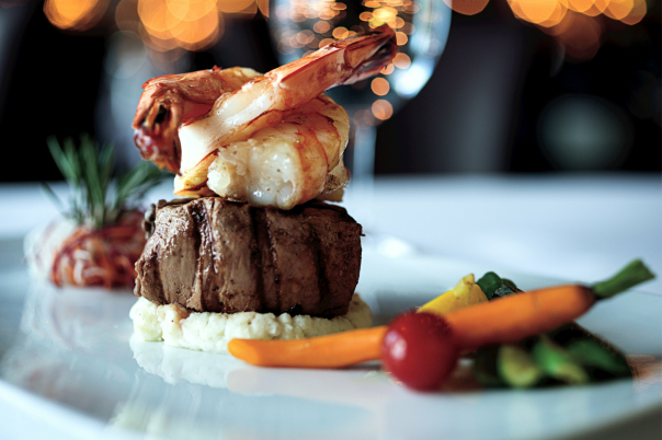 Gourmet Dining on Holland America
