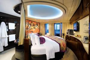 Penthouse Suite on Norwegian Epic