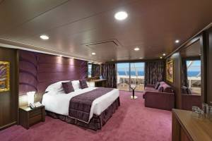 Royal Suite MSC Preziosa
