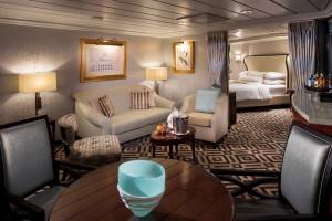 Ocean Suite on Azamara Club