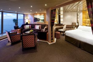 Holland America MS Rotterdam Pinnacle Suite