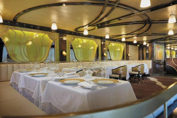 Regent Seven Seas Chartreuse French Restaurant
