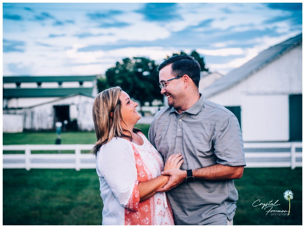 Summer family portrait session at harlinsdale farms